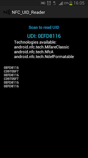 【免費商業App】NFC card UID reader-APP點子