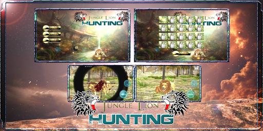 Jungle Lion Hunting 2015