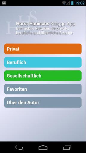 Knigge App