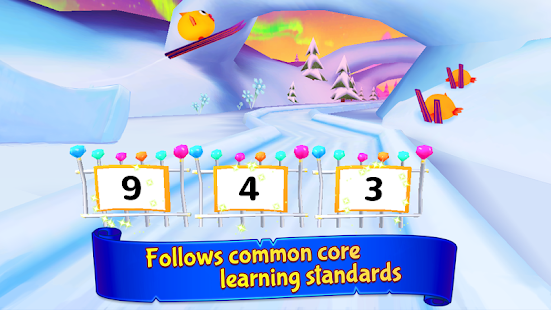 Wonder Bunny Math: 1st Grade- screenshot thumbnail