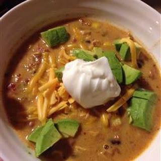 Latin-Inspired Spicy Cream Chicken Stew