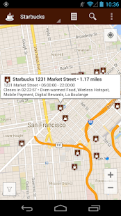 Coffee Finder - screenshot thumbnail
