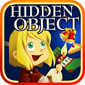 Hidden Object - Match Girl icon