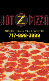 Hot Z Pizza- screenshot thumbnail