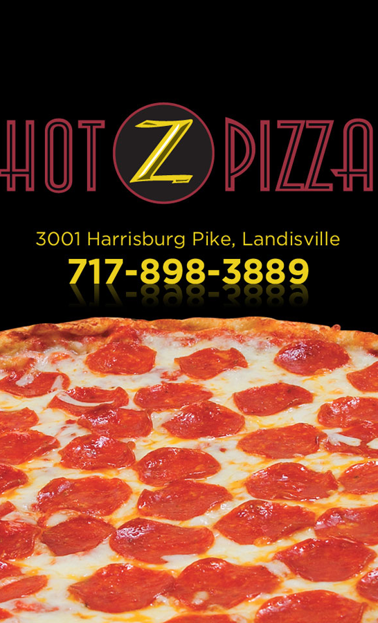 Hot Z Pizza- screenshot