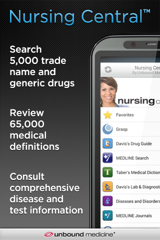 Nursing Central- screenshot