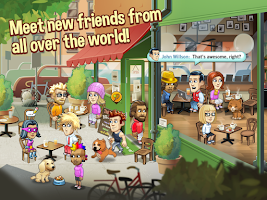 Screenshot of Friendbase Chat, Create, Play