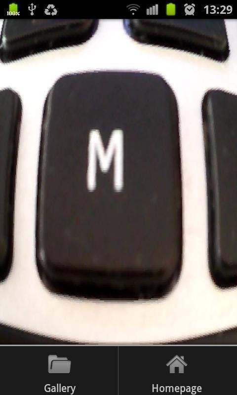Magnifier - free 3D lens - screenshot