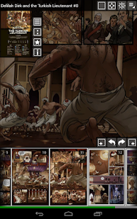 ComicRack- screenshot thumbnail