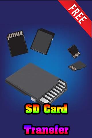 SD Card Transfer