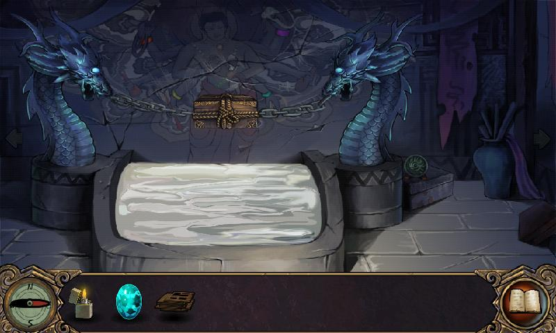 Tomb Escape - screenshot