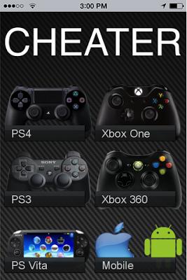 Cheater - screenshot