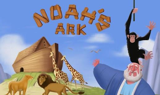 Noah's Ark: Bible Story Book