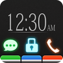 Lighter Theme GO Locker icon