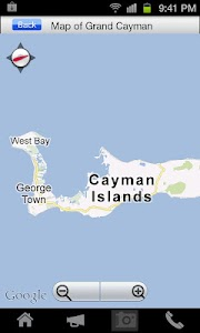 Cayman Visitor screenshot 1