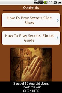 Christian Daily Prayer Guide - screenshot thumbnail