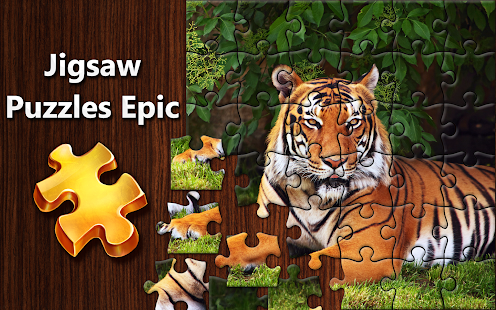 Jigsaw Puzzles Epic Hack for the game