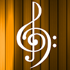 Piano Notes Flash Cards icon