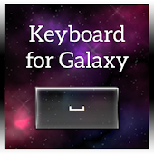 Keyboard for Galaxy