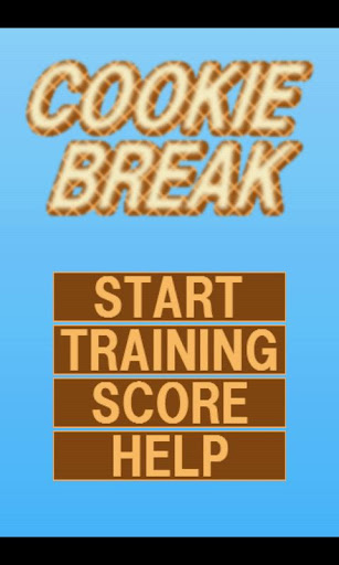 CookieBreak FreePuzzleGame