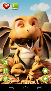 Talking Baby Dragon - screenshot thumbnail