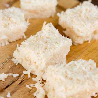 Coconut Bars.