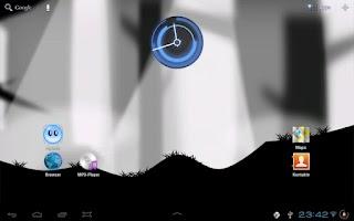 Screenshot of Dark Forest Wallpaper Full