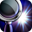 Magnifying Glass Flashlight icon