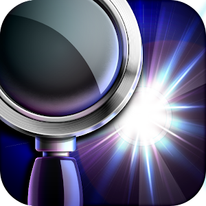 Magnifying Glass Flashlight 工具 App LOGO-APP試玩