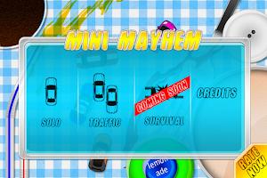 Screenshot of Mini Mayhem