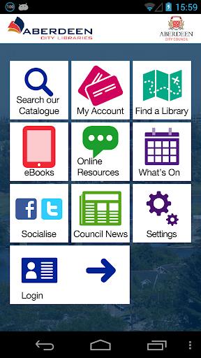 Aberdeen City Libraries