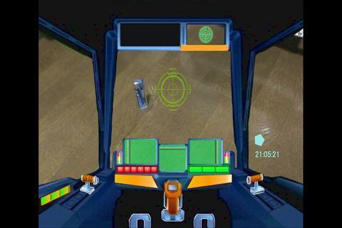 無料版 スマホ戦争 Cockpit Camera