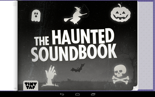 The Haunted Soundbook for Kids
