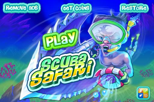 Scuba Safari - Free Treasure
