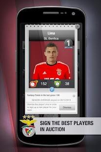 SL Benfica Fantasy Manager '14