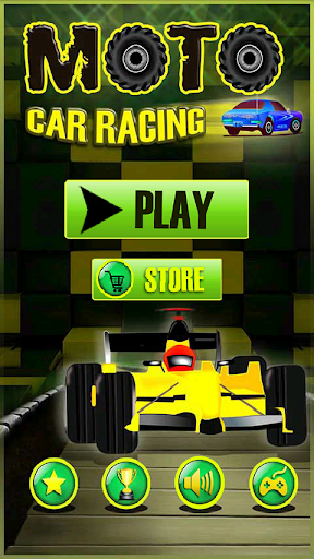 Moto Car Racing