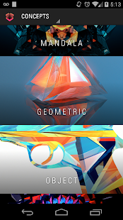Facets - screenshot thumbnail