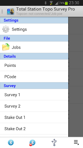Total Station Topo Survey Pro