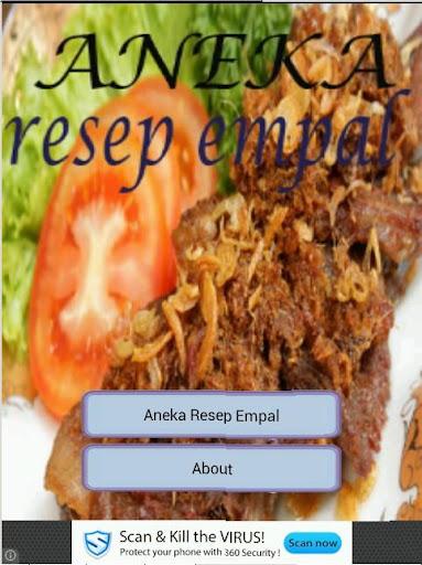 Aneka Resep Empal