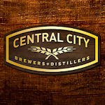 Logo of Central City Lager