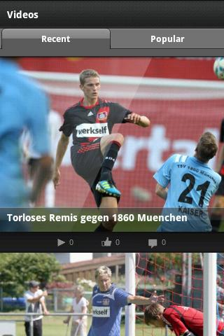 Bayer 04 Leverkusen - screenshot