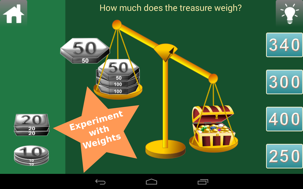 Kids Measurement Science Lite- screenshot