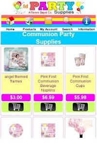 Party Supplies Shop screenshot 3