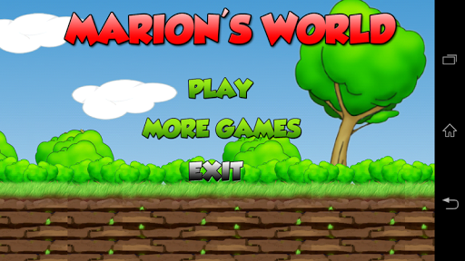 Marion's World