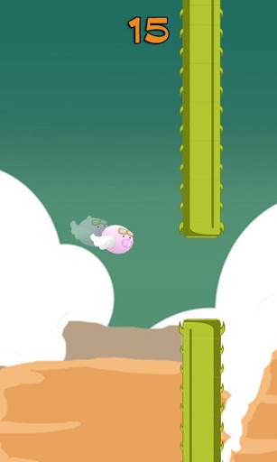 Flappy Pigypigy Fly 1000 +