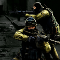 Force Sniper Battle War icon