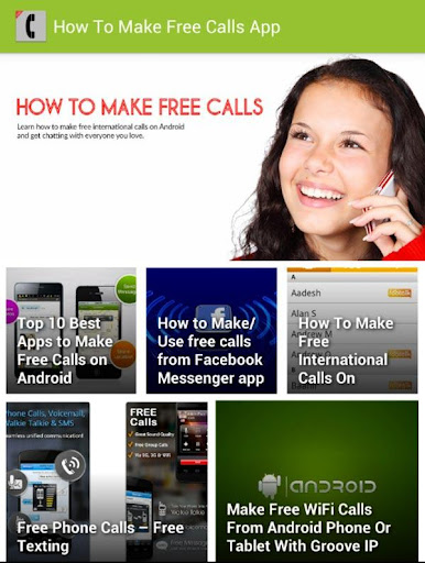 How To Make Free Calls