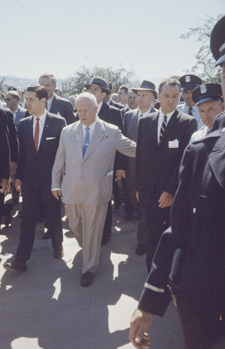 Khrushchev In L.A.