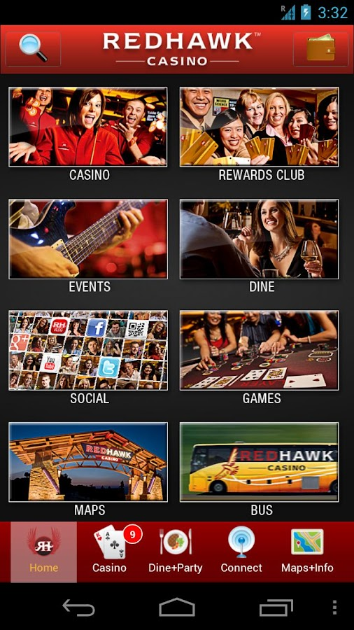 Red Hawk Casino - screenshot