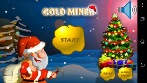 Gold Miner Noel version